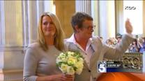 First Same-Sex Couple Marry in California After Prop 8 Lifted