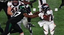 Mega-Touchdown von Darnold - aber Broncos feiern ersten Sieg