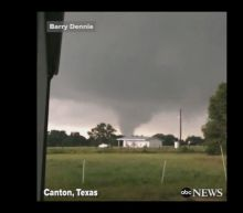 Tornado spotted in East Texas, where storms are blamed for deaths of at least 4 people