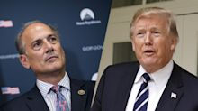 As Marino steps down, Trump praises drug czar pick as 'a fine man'