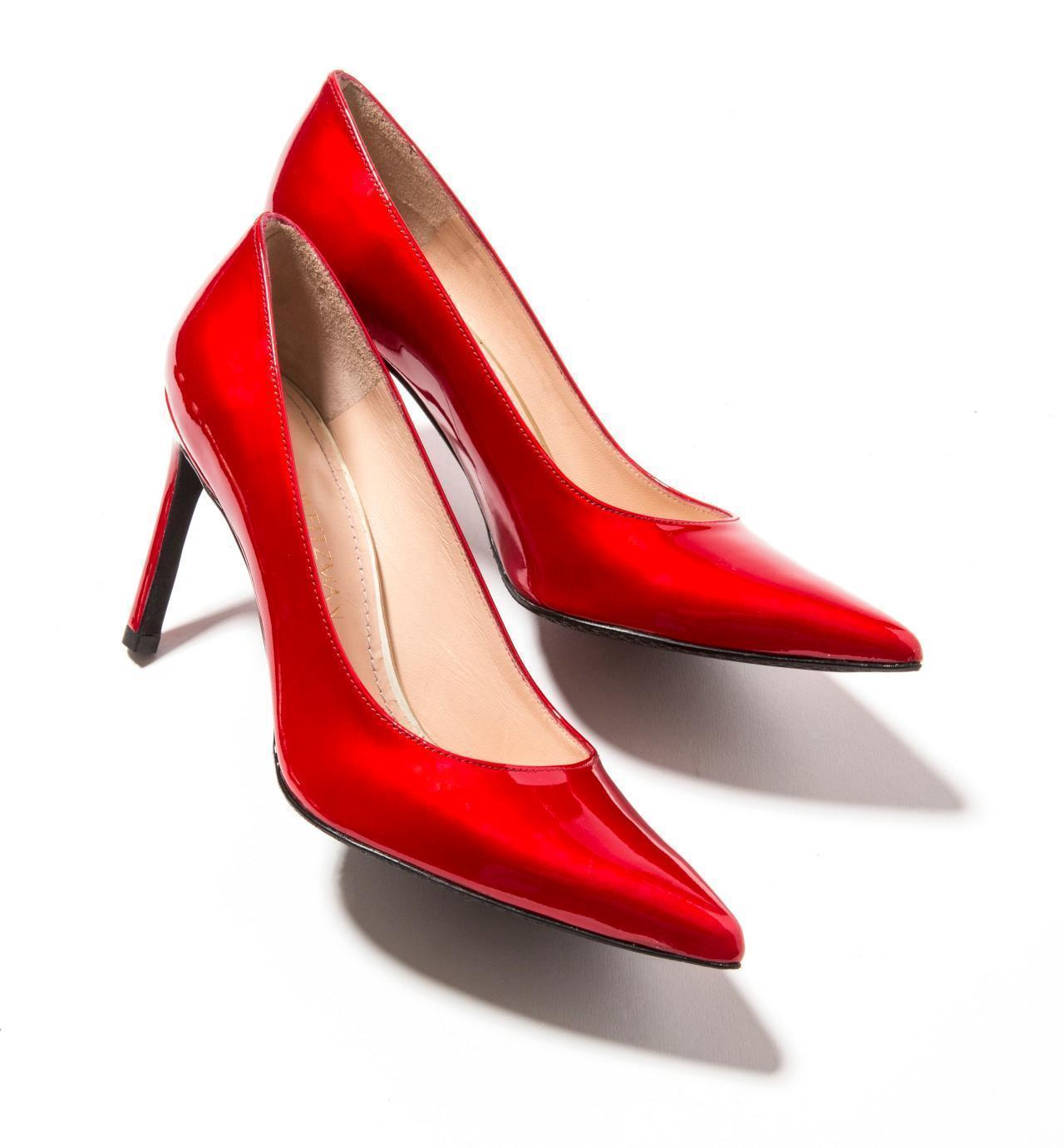 Would You Buy These Flight Attendant Shoes? We Would
