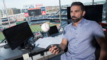 Nationals broadcaster accused of sexual assault