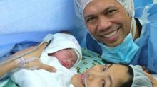 Miriam Quiambao welcomes baby prematurely
