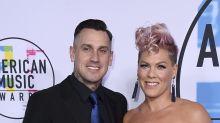 Pink Recalls Time She Slashed Husband Carey Hart's Tires