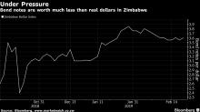 Zimbabwe Is Said to Consider Devaluing Quasi-Dollars