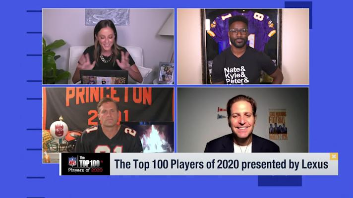 Did the players get Lamar Jackson as No. 1 on 'Top 100' list right?
