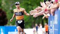 Apolo Ohno on why he's competing in the Ironman World Championship