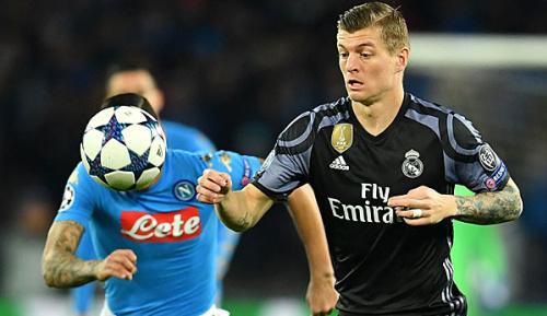 Primera Division: Real Madrid: Kroos verdankt Trainer Zidane seine gute Form