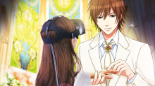 SEGA秋葉原VR模擬「結婚」遊戲 3個男角任揀仲有結婚證書