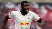 Man Utd-linked Upamecano staying with Leipzig for now but could leave next season, says Nagelsmann