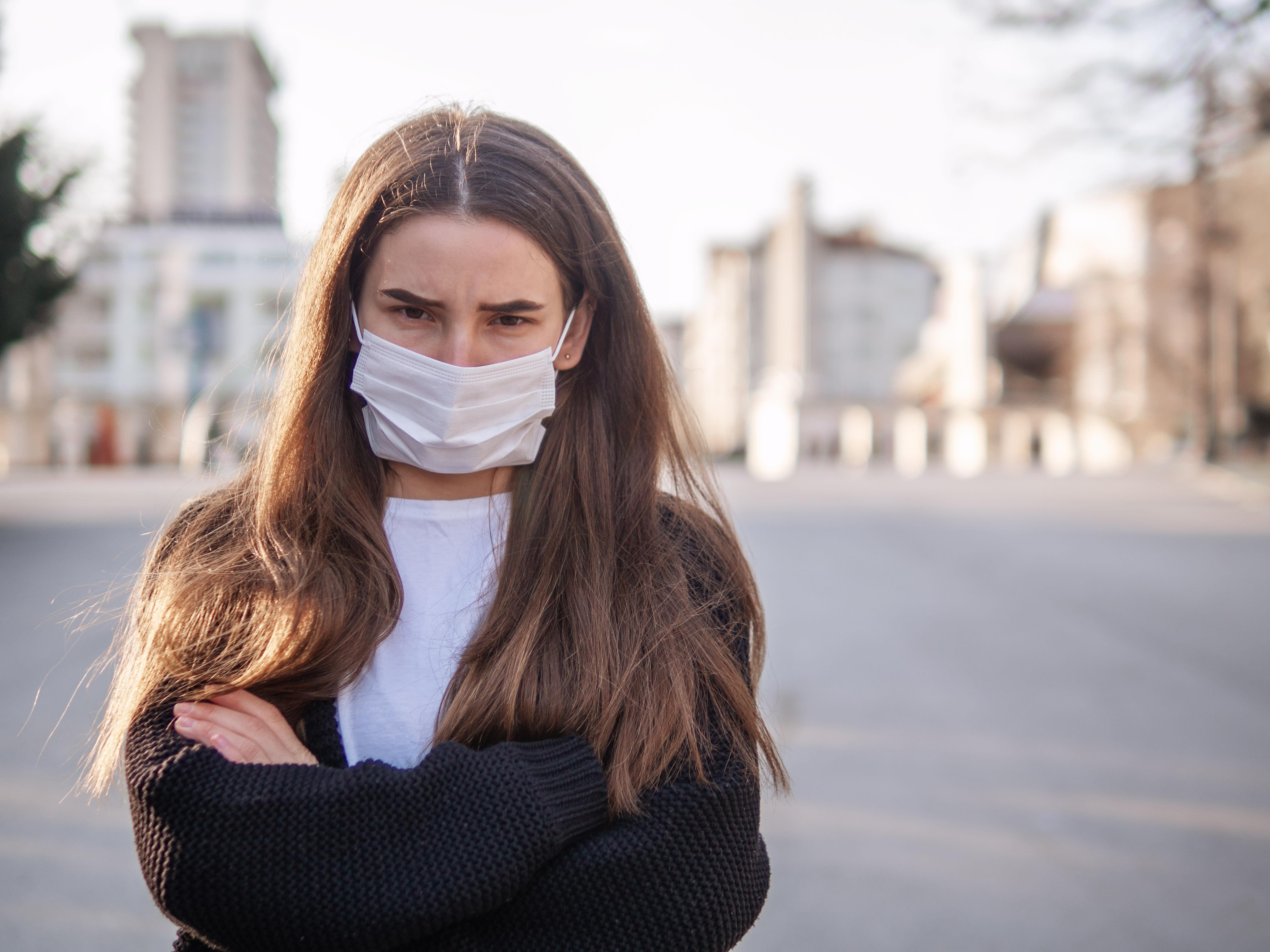 Coronavirus anxiety 'is fuelling anger'
