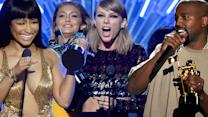 2015 MTV VMA Winners List: Taylor Swift, Nicki Minaj & More