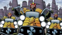 Judge Dredd TV show in the works