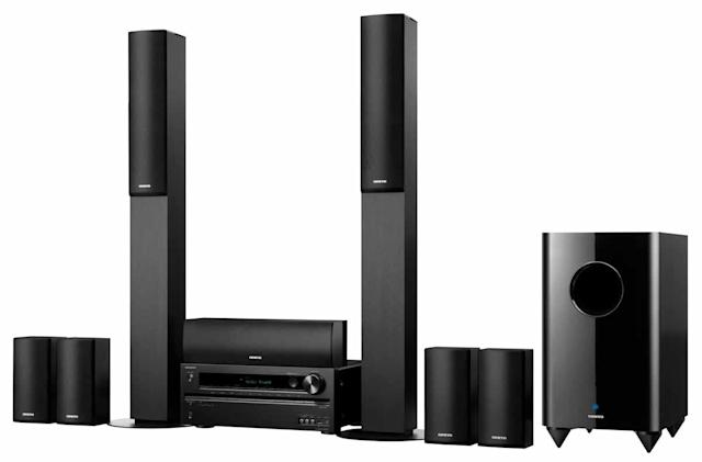 Onkyo mid-range networking home theatres flaunt 4K image, multi-source PIP