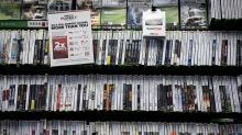 GameStop Slips Below Book Value