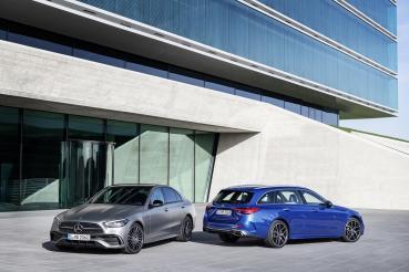 星芒再閃耀 Mercedes-Benz W206 C-Class
