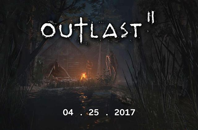 'Outlast 2' will seriously creep you out this April