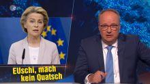 """Welke greift Asylpolitik an: """"Mit deutschen Waffen neue Flüchtlinge schaffen!"""""""