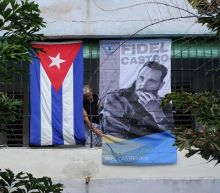 Castro's allies join grieving Cubans for farewell
