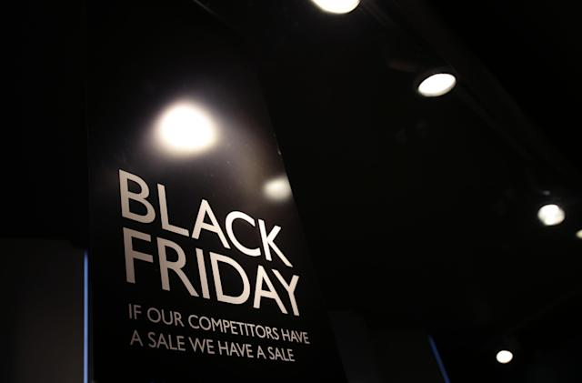 Black Friday deals: here are the UK's best