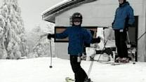 Storm Improves Skiing Conditions