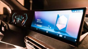 BMW 揭露最新一代 iDrive 系統:車輛之間可互動、iX 旗艦電動車率先採用