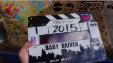 Edgar Wright's 'Baby Driver' Off and Running