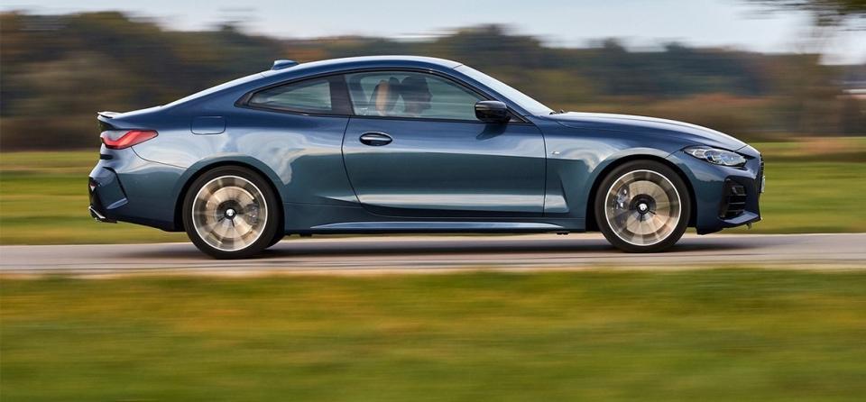 BMW最新強力轎跑國內首試
