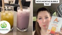 Woolies' sell-out $8 bubble tea kit a huge hit on TikTok