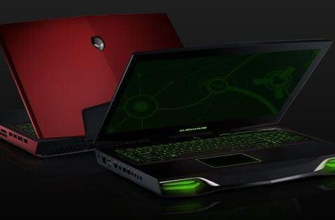 Alienware's M18x: a beautiful beast for the gamer on the go