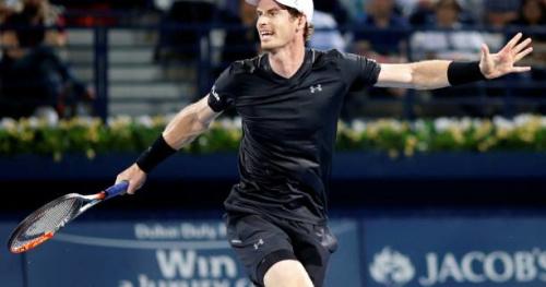 Tennis - ATP - Miami - Miami : Andy Murray, blessé au coude droit, déclare forfait