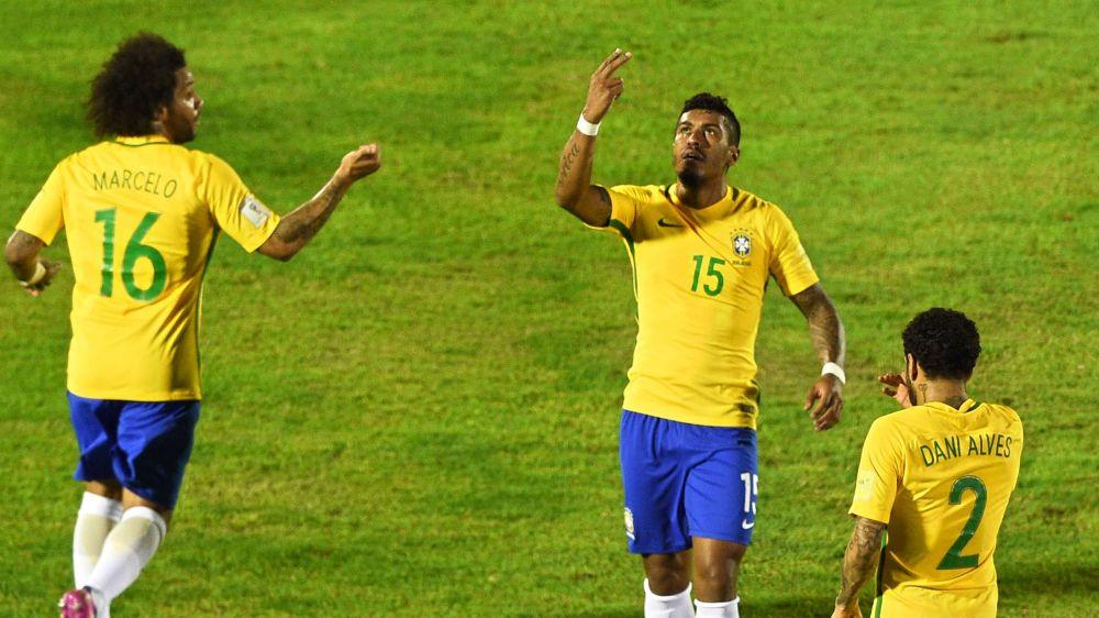 Mondial 2018 (qualifications) : le Brésil se promène, l'Argentine se relance