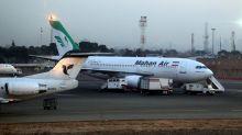 Iran: Maschine über Syrien von Kampfflugzeugen bedroht