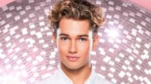 'Strictly's AJ Pritchard says he doesn't want to 'label his sexuality'