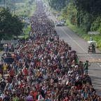 Trump vows to cut Central America aid, calls migrant caravan an emergency