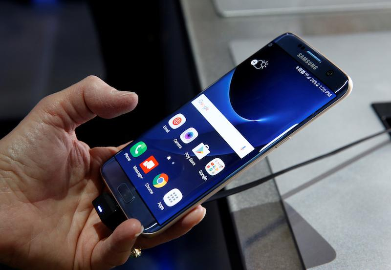 Samsung Foldable Smartphone Might Launch This Year