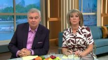 Ruth Langsford walks off 'This Morning' set when mental health phone-in hits close to home