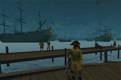 Pirates of the Burning Sea server names revealed