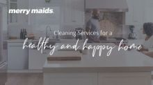 Spring Cleaning or Spring Organizing? Merry Maids Advises Leaving it to the Pros this Year