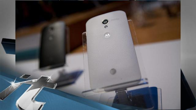 Smartphone News Byte: Google's New Moto X Phone Cool Enough to Compete With the IPhone?