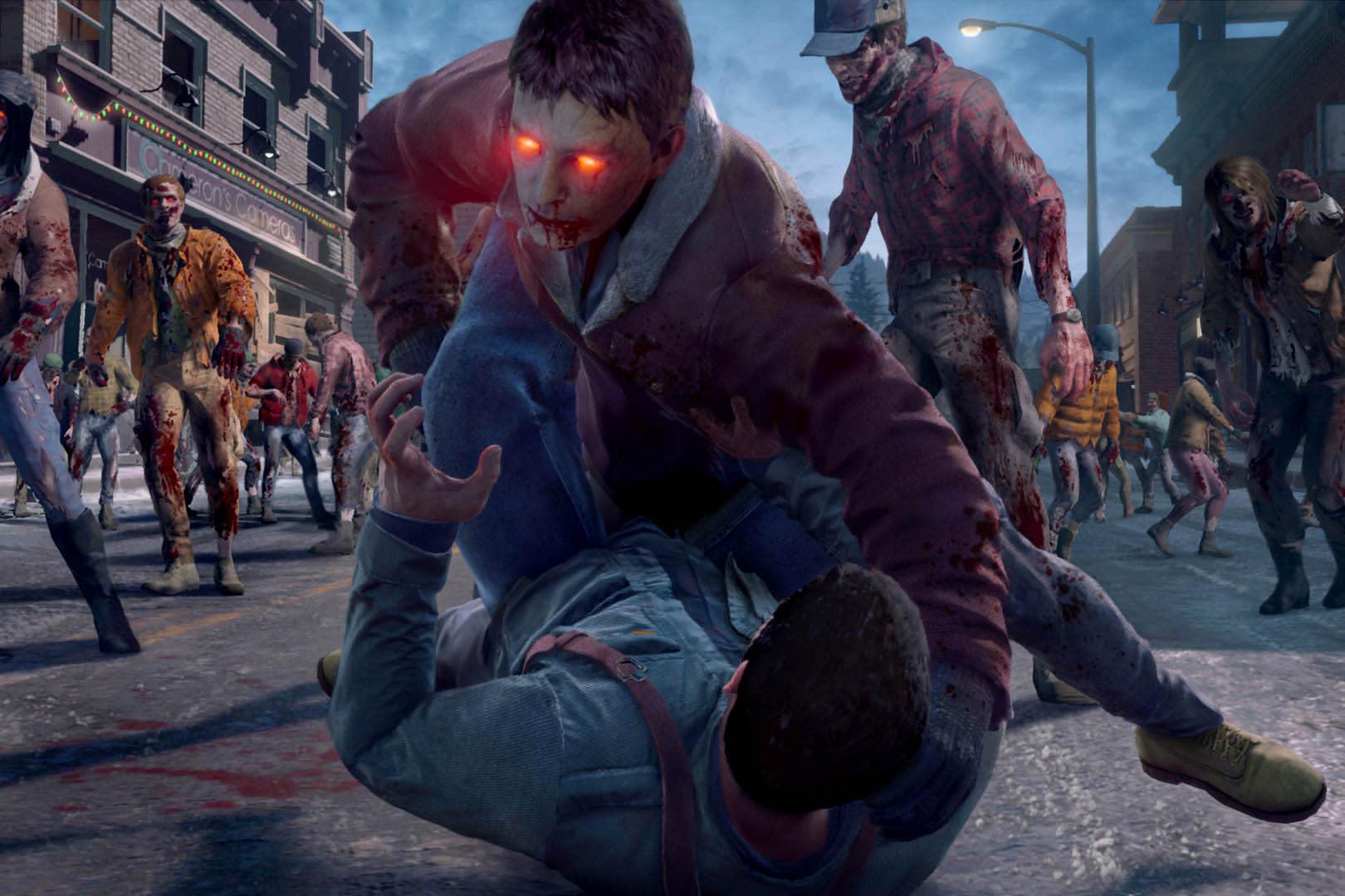 Redpingvin oyinidagi oyin avtomati zombi