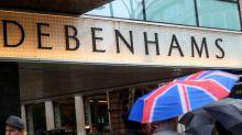 Debenhams cuts profit forecast again, may sell Danish stores
