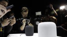 Apple's HomePod delayed till 2018
