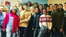 Madonna Spends Thanksgiving With Homeless LGBT Youth: 'Everyone Deserves to Be Loved'
