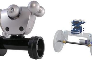 ZMP rolls out the e-nuvo WHEEL robot