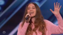 15-year-old singer gets the 'AGT' Golden Buzzer, and Twitter isn't happy