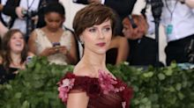 Why everyone is talking about Scarlett Johansson's Met Gala dress