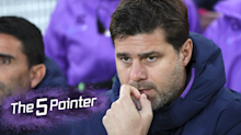 The Five Pointer: Mauricio Pochettino calls for VAR review