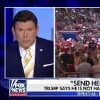 President Trump seeks to distance himself from supporters' 'send her back' chant