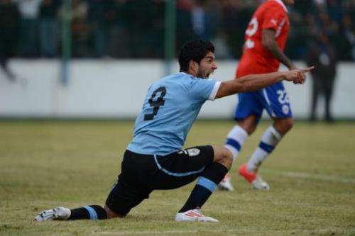 Uruguay desciende al cuarto lugar del ránking de la FIFA
